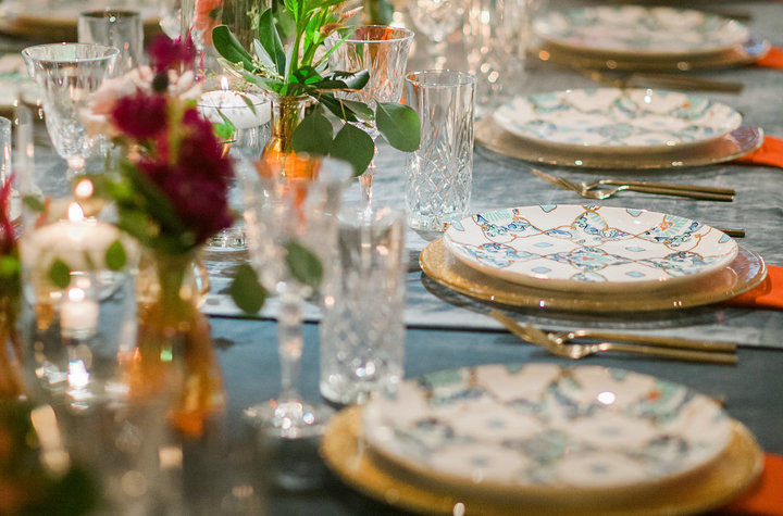 Tabletop Rentals in the City of Charlottesville